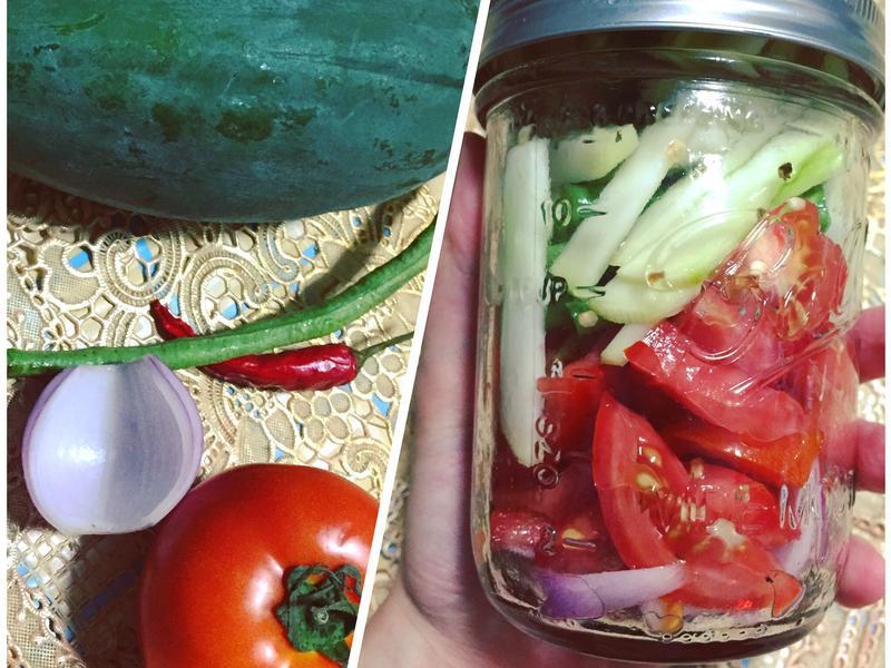 泰式青木瓜罐沙拉