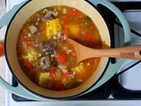 蔬菜豬排燉湯/西班牙加那利群島版