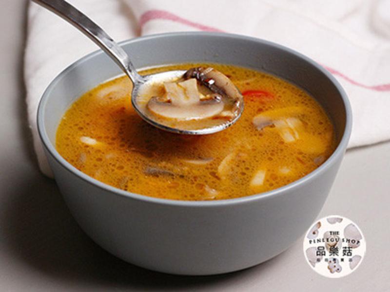 每一口都覺得幸福的『法式洋蔥蘑菇湯』