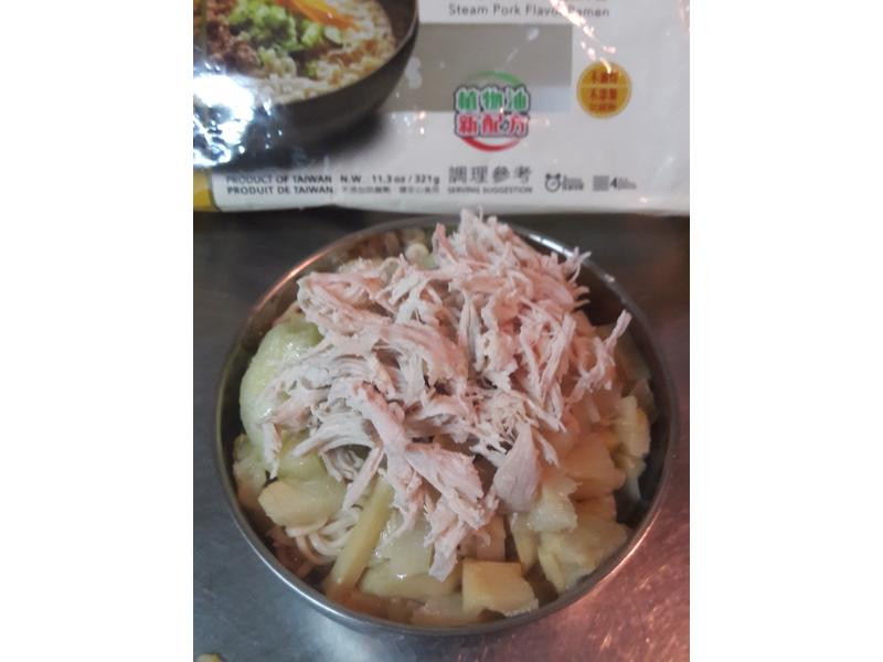 雞絲麵-五木拉麵