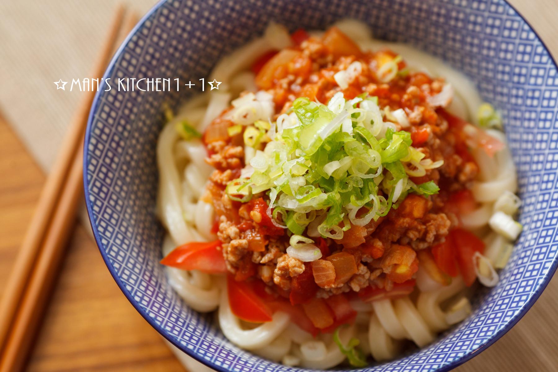 蕃茄肉燥拌麵