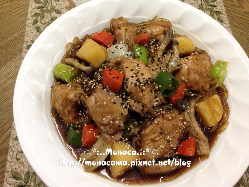 韓式燉雞찜닭