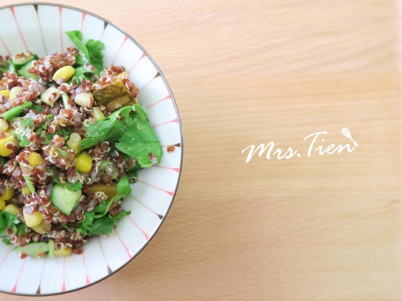 藜麥蔬菜沙拉