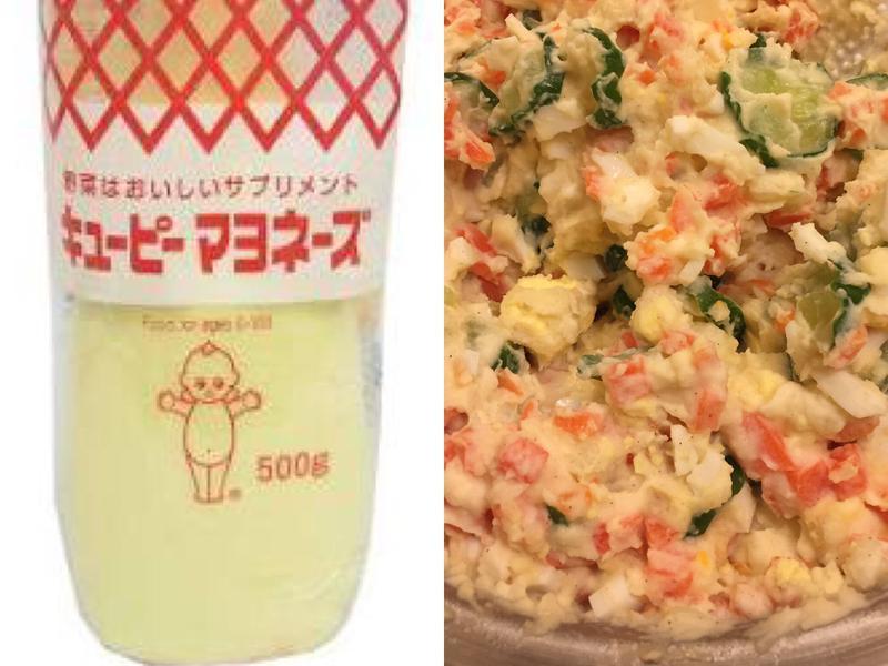 日本蛋黃醬馬鈴薯蛋沙拉