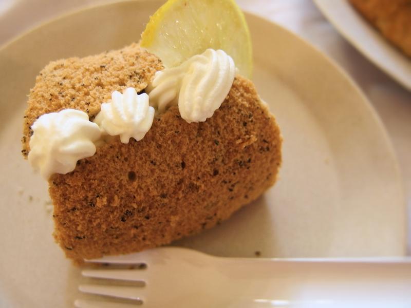 伯爵紅茶戚風蛋糕