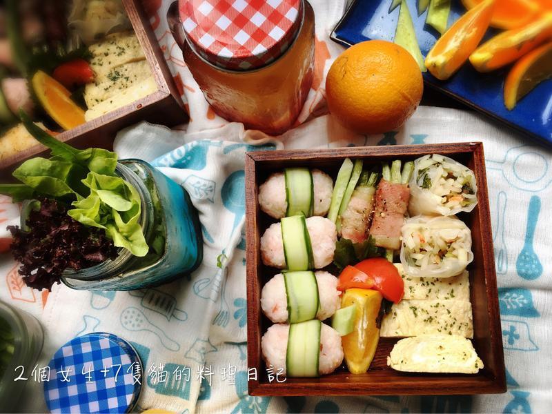 夏日野餐盒