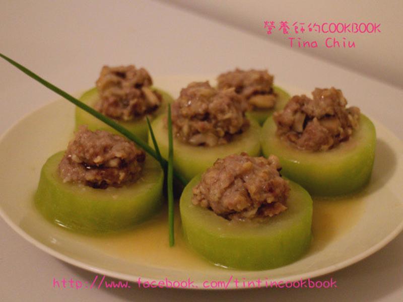 營養師的COOKBOOK:燕麥肉丸節瓜甫