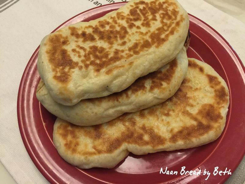 印度南餅 - 早午餐