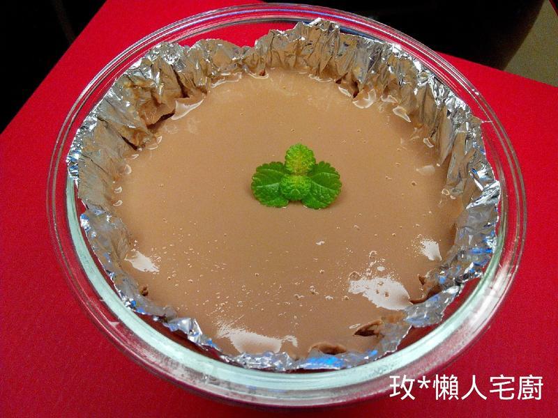 【懶人】約克夏奶茶凍