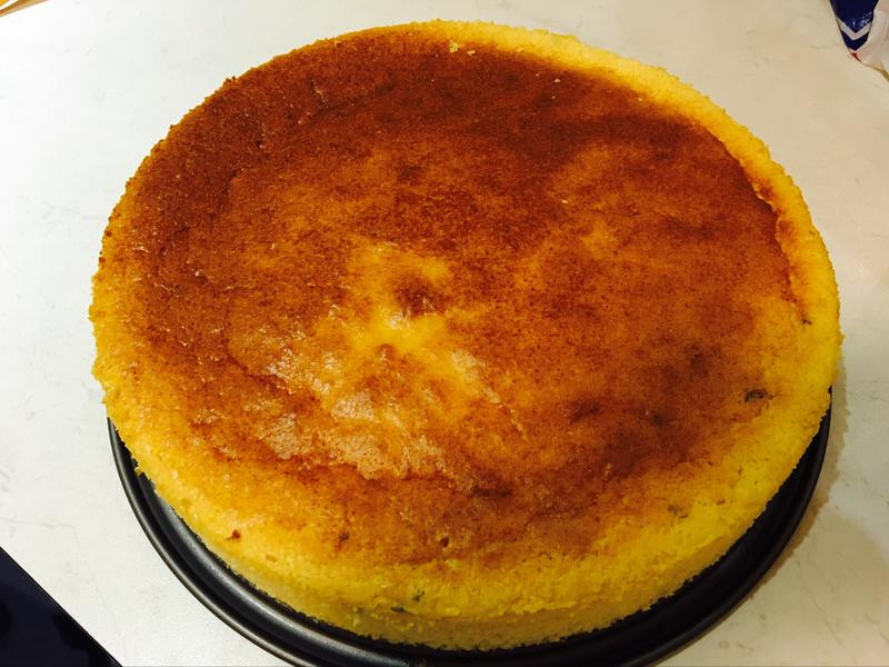 薰衣草重乳酪芝士蛋糕