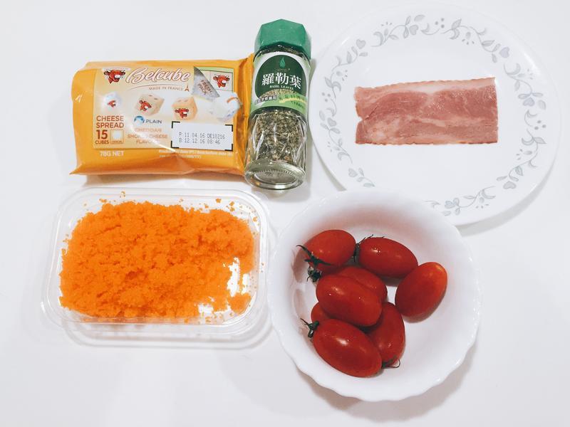 夏日小番茄起司輕點心