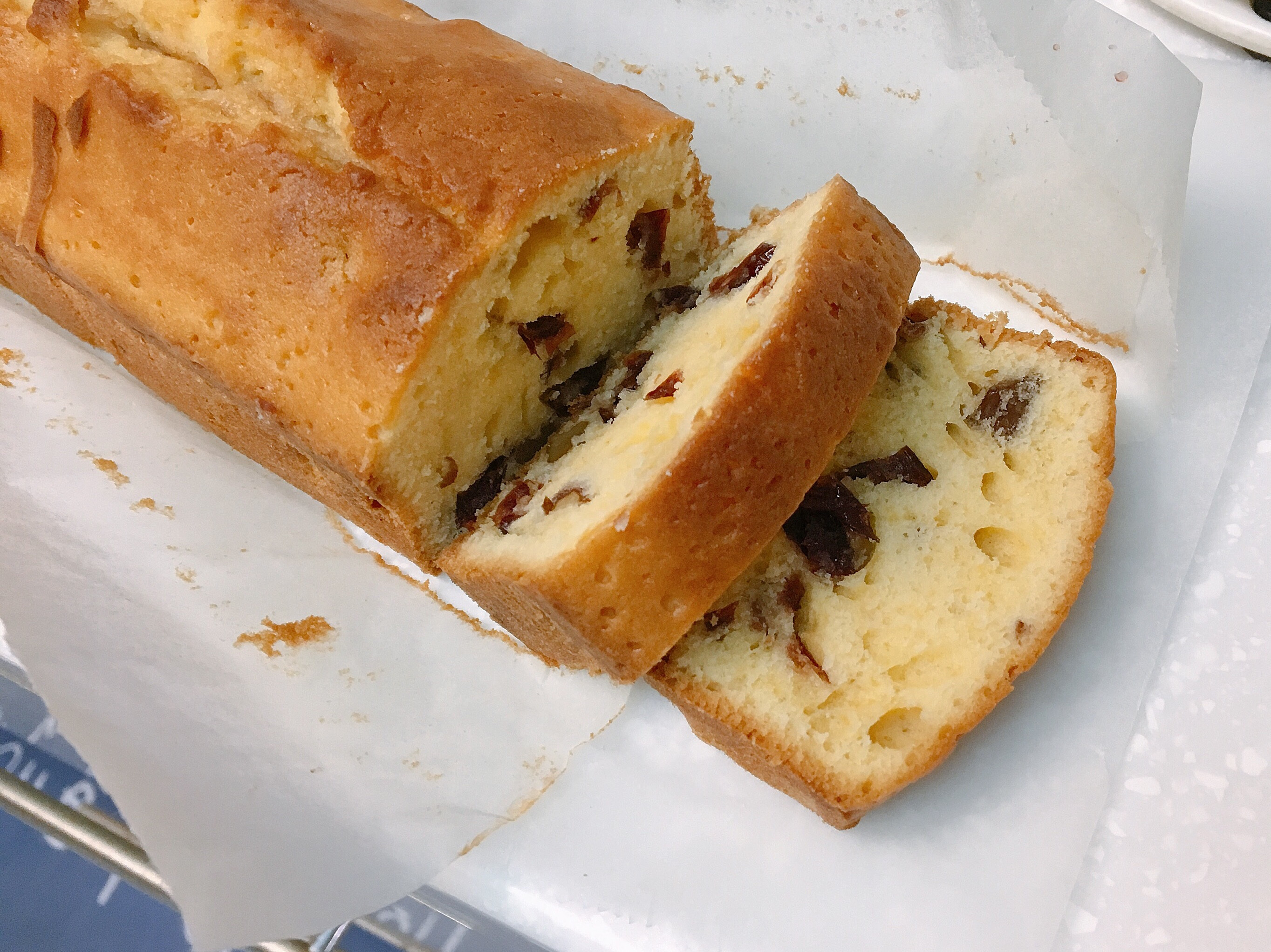 [吃甜甜]蘭姆蔓越莓磅蛋糕 (無泡打粉)