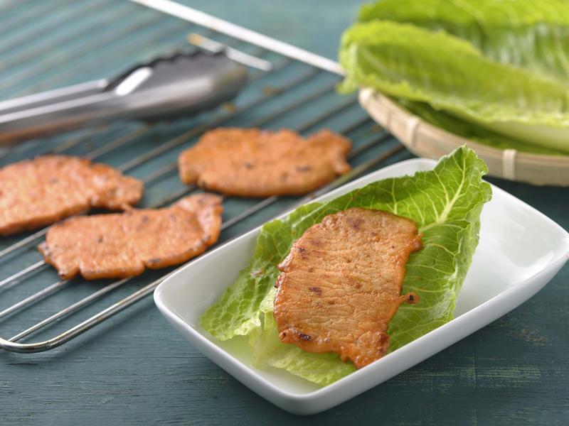 韓式烤里肌(家香豬)