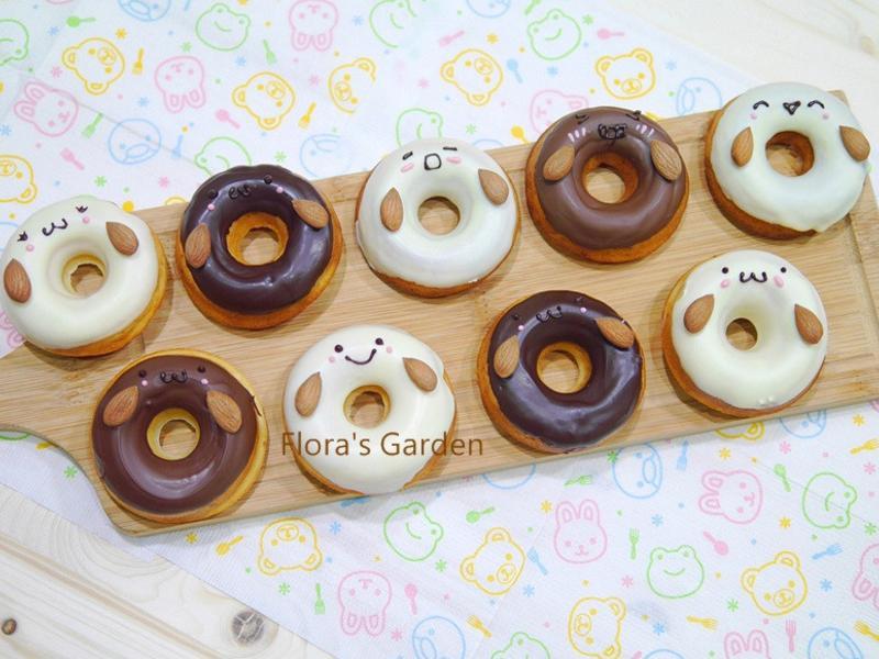 可愛甜甜圈(全素可)