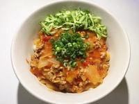 蕃茄肉醬拌麵