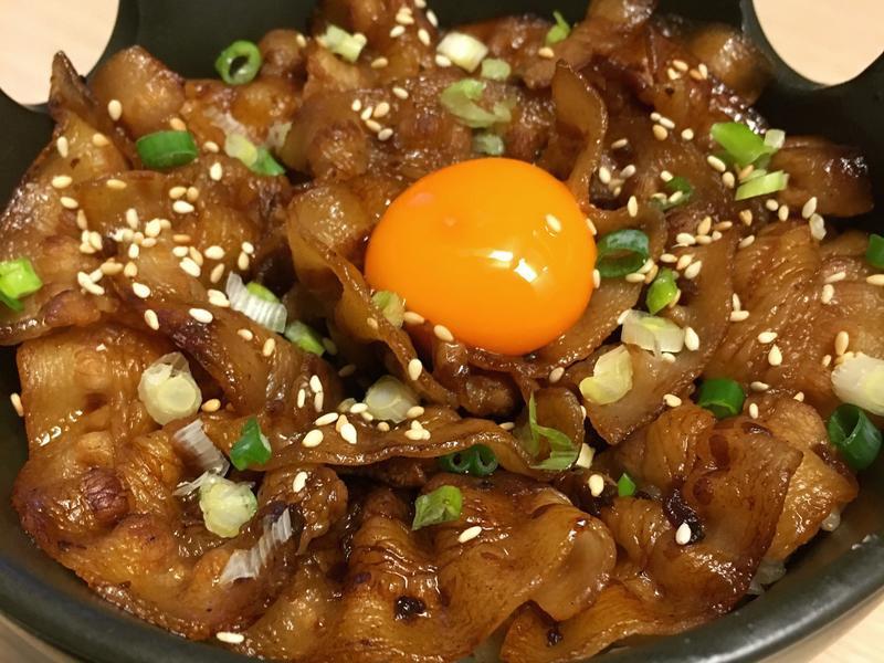 日式燒肉丼(燒肉飯)