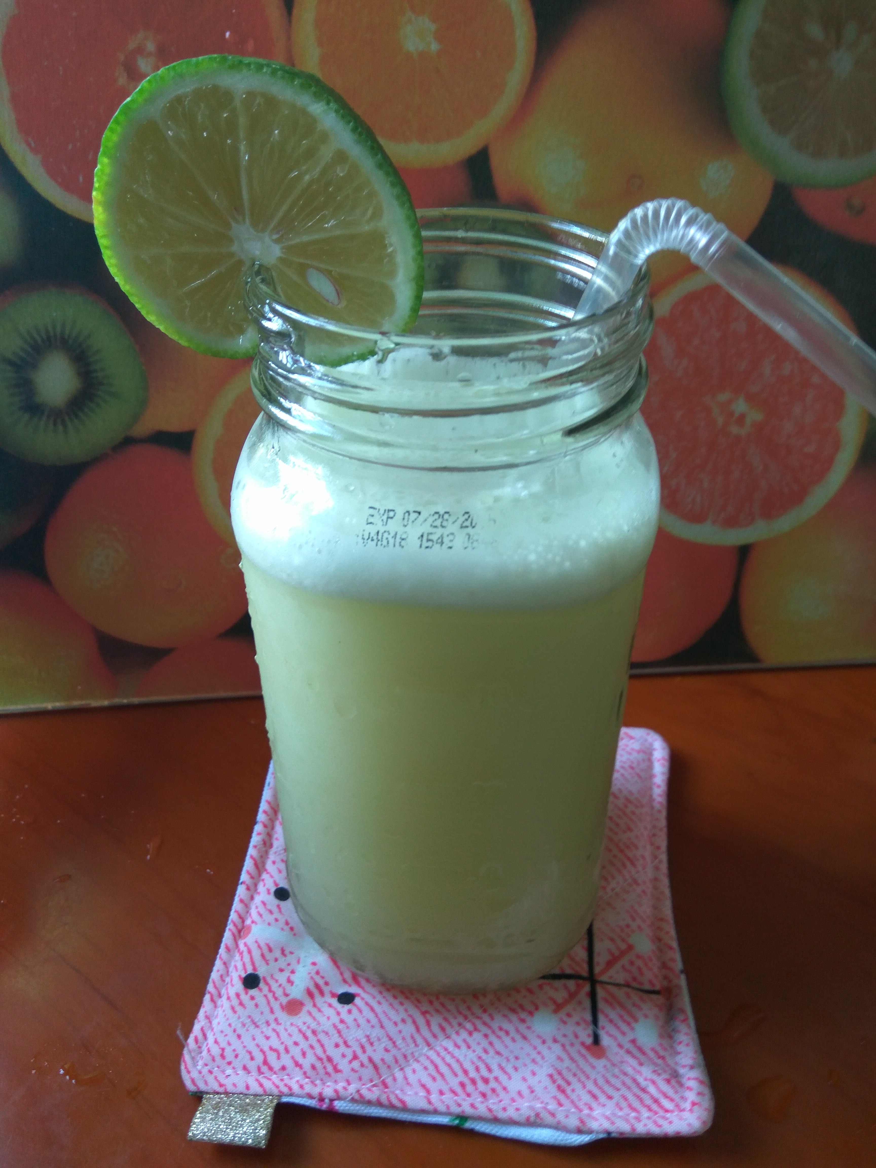 夏天消暑飲-蜂蜜檸檬汁
