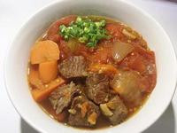 紅燒蕃茄牛肉麵*電鍋料理