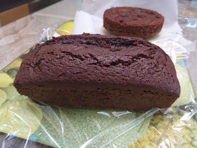Brownie 🍫 (巧克力磅蛋糕)