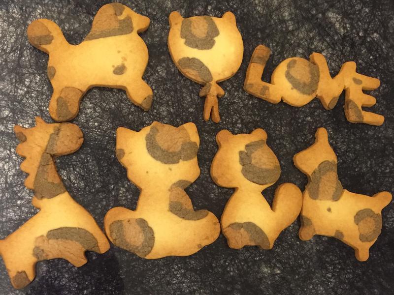 豹紋餅乾~