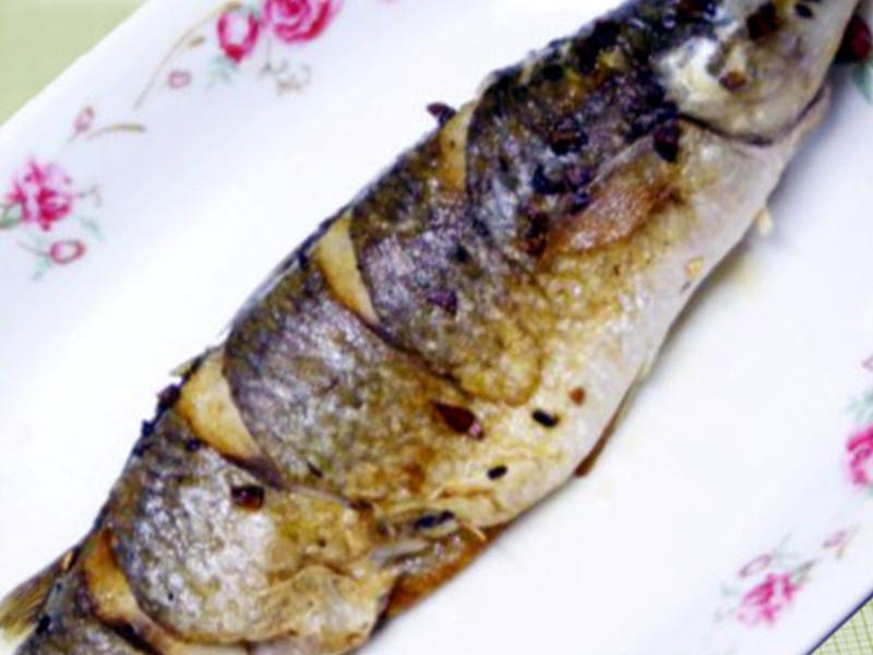【厚生廚房】乾煎豆仔魚