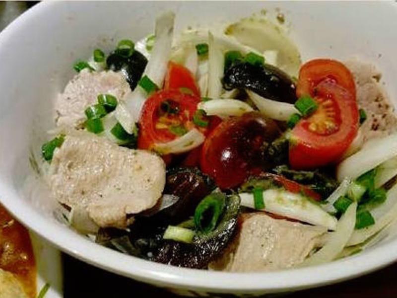 ◆瑪菲蘇◆開胃和風涼拌皮蛋