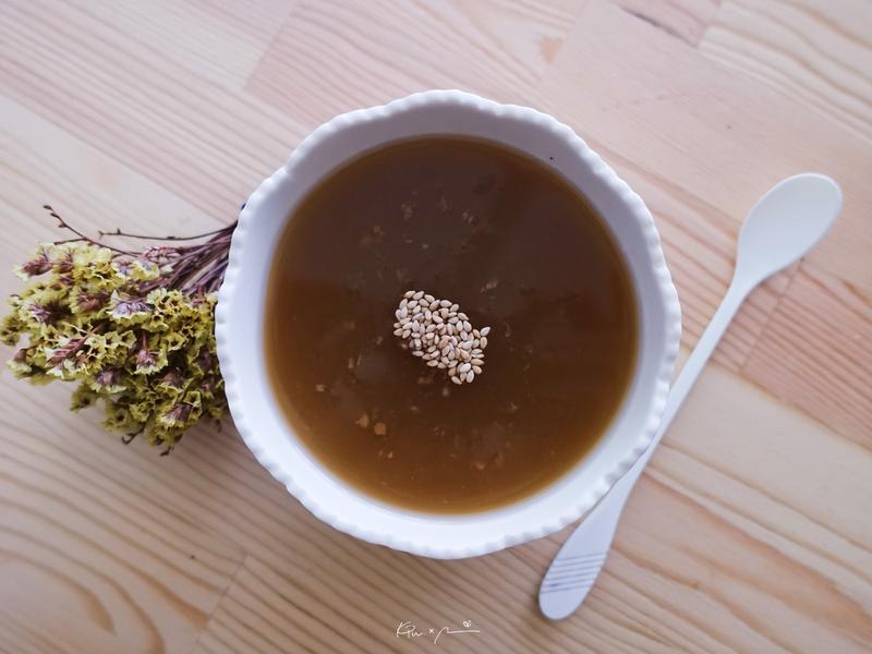 韓國傳統飲品 - 麥芽米露(식혜)