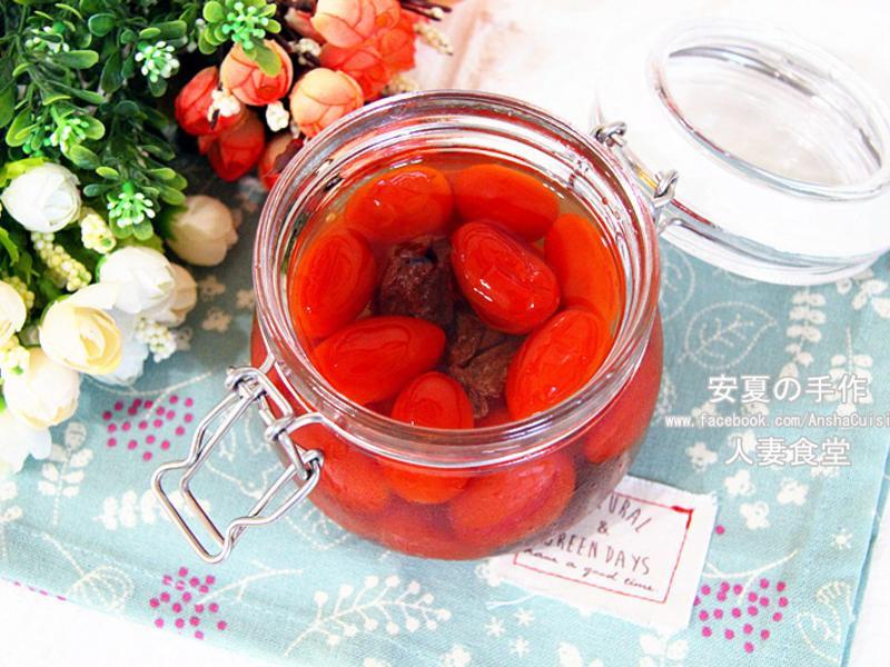 冰釀梅子小蕃茄
