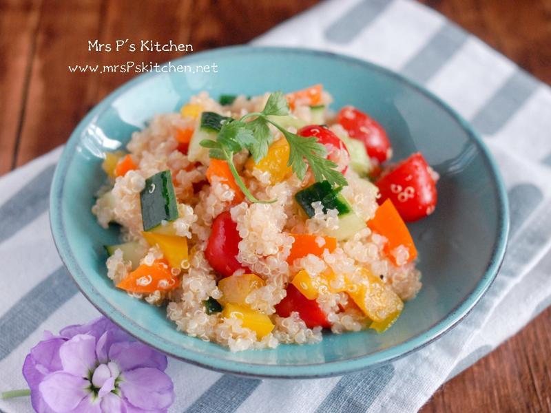 健康藜麥沙拉