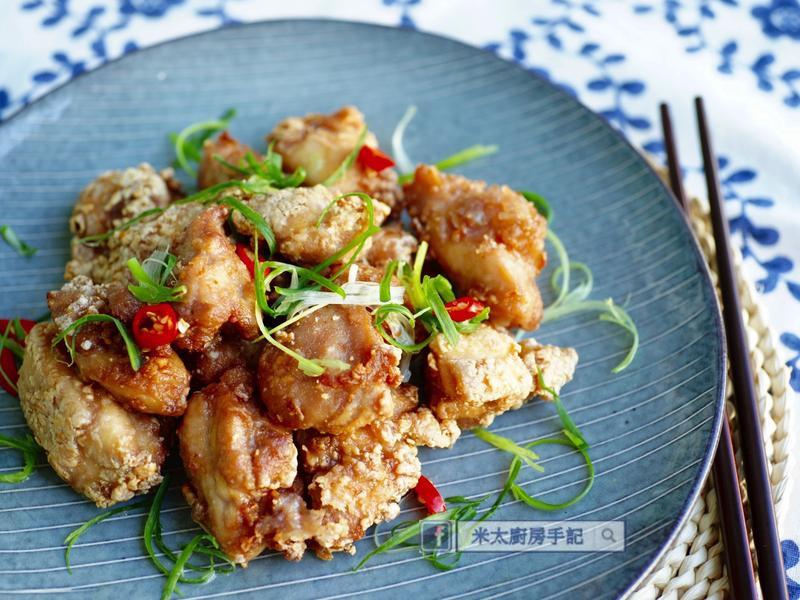 香酥蝦醬雞