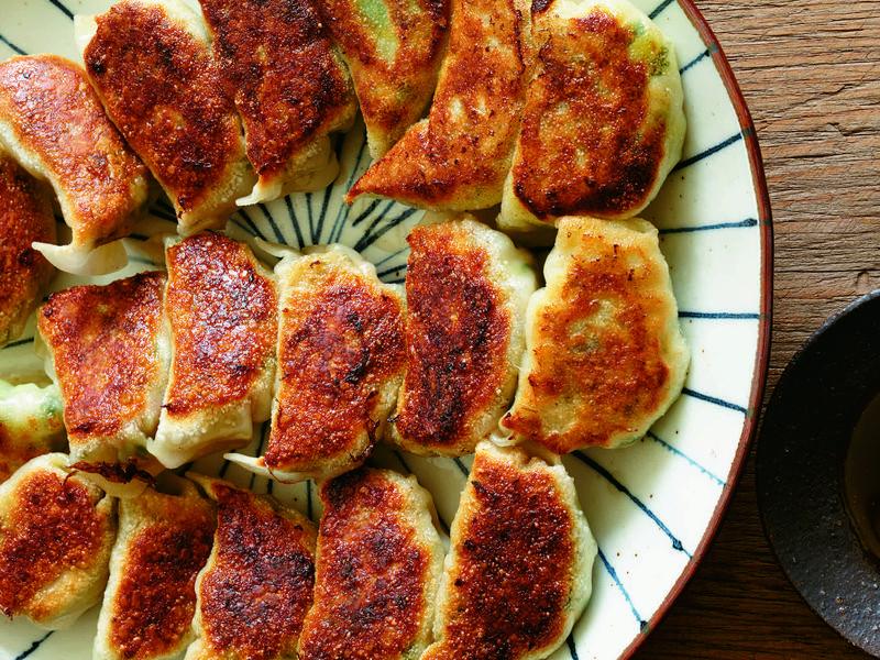 〔常常好食〕吃進滿滿營養的蔬菜煎餃