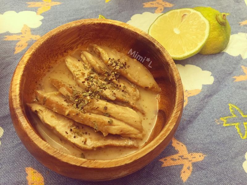 開胃清爽*涼拌鮪魚片