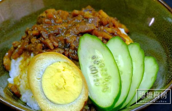 椰棗飄香滷肉飯