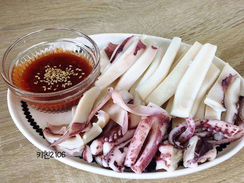 韓式萬用沾醬-醋辣醬-초고추장