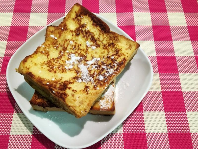 紅藜法式吐司