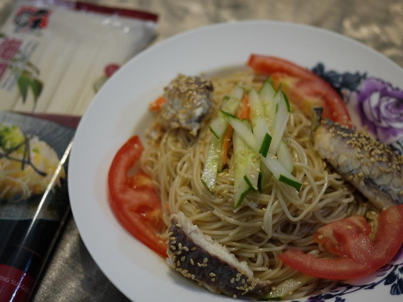 照燒鯛魚細麵_五木拉麵