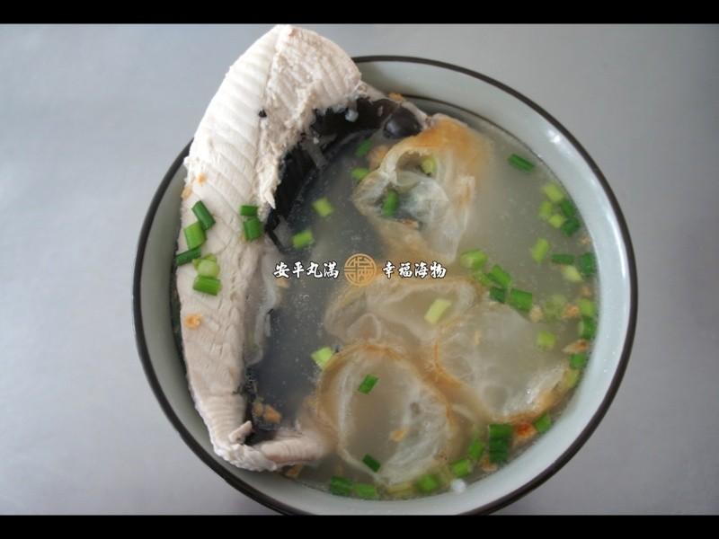 【幸福海物】台南無刺虱目魚肚湯