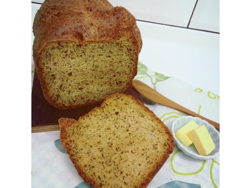 《無麵粉 無糖》Omega3麵包機吐司