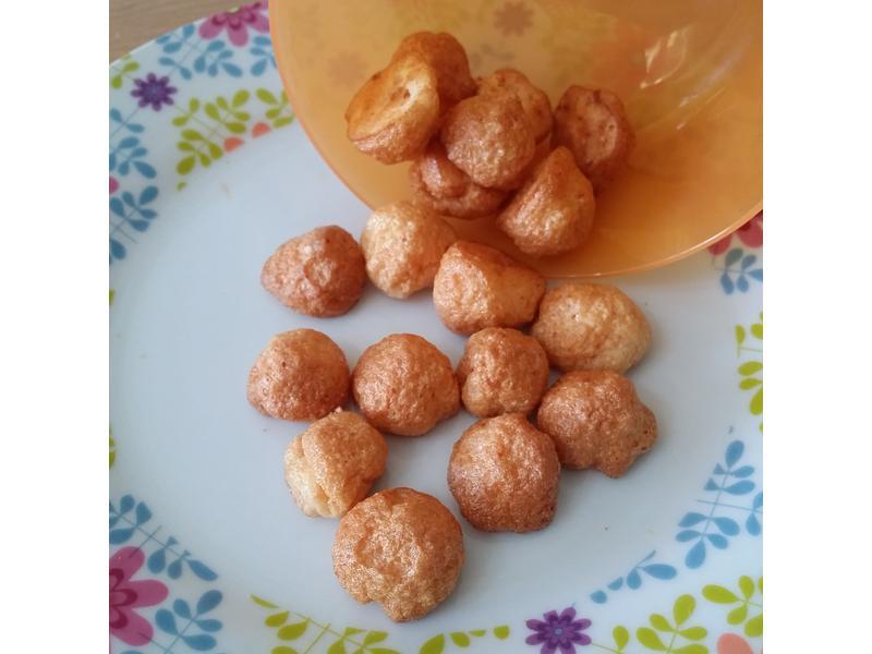【寶寶食譜】蛋白脆餅