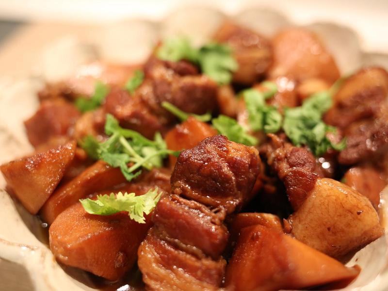 【竹筍燒肉/滷肉】一鍋到底