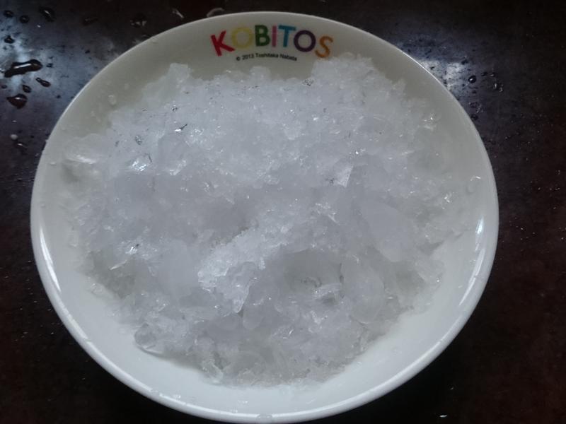簡易刨冰(免刨冰機)