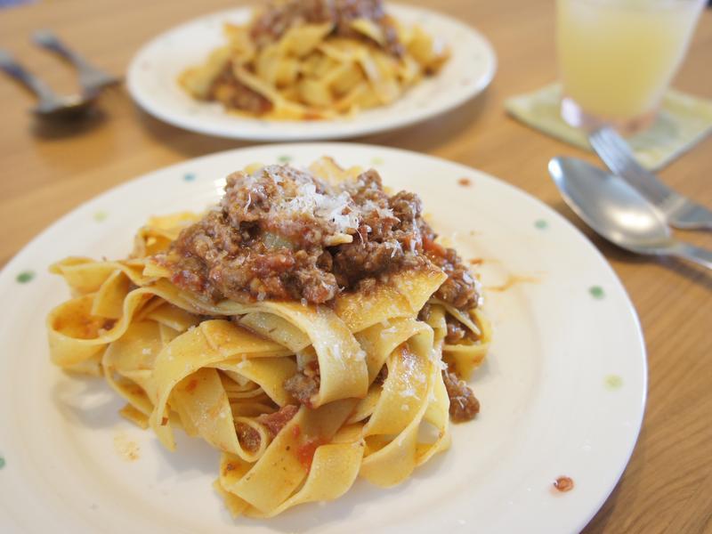 波隆納肉醬義大利麵