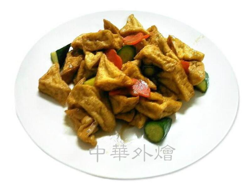 焦溜豆腐塊【中餐丙級檢定料理】