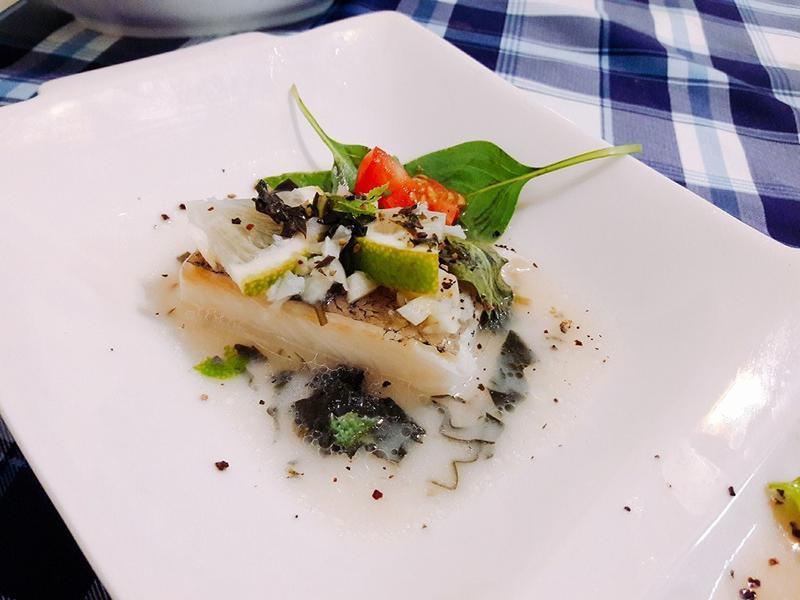 塔香蒜末齒蝶魚