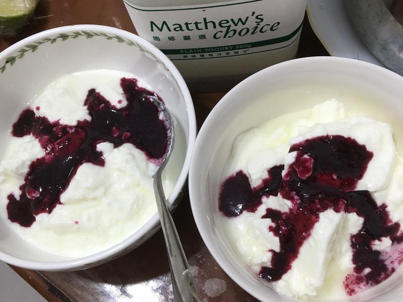 ❤️五分鐘藍莓果醬❤️