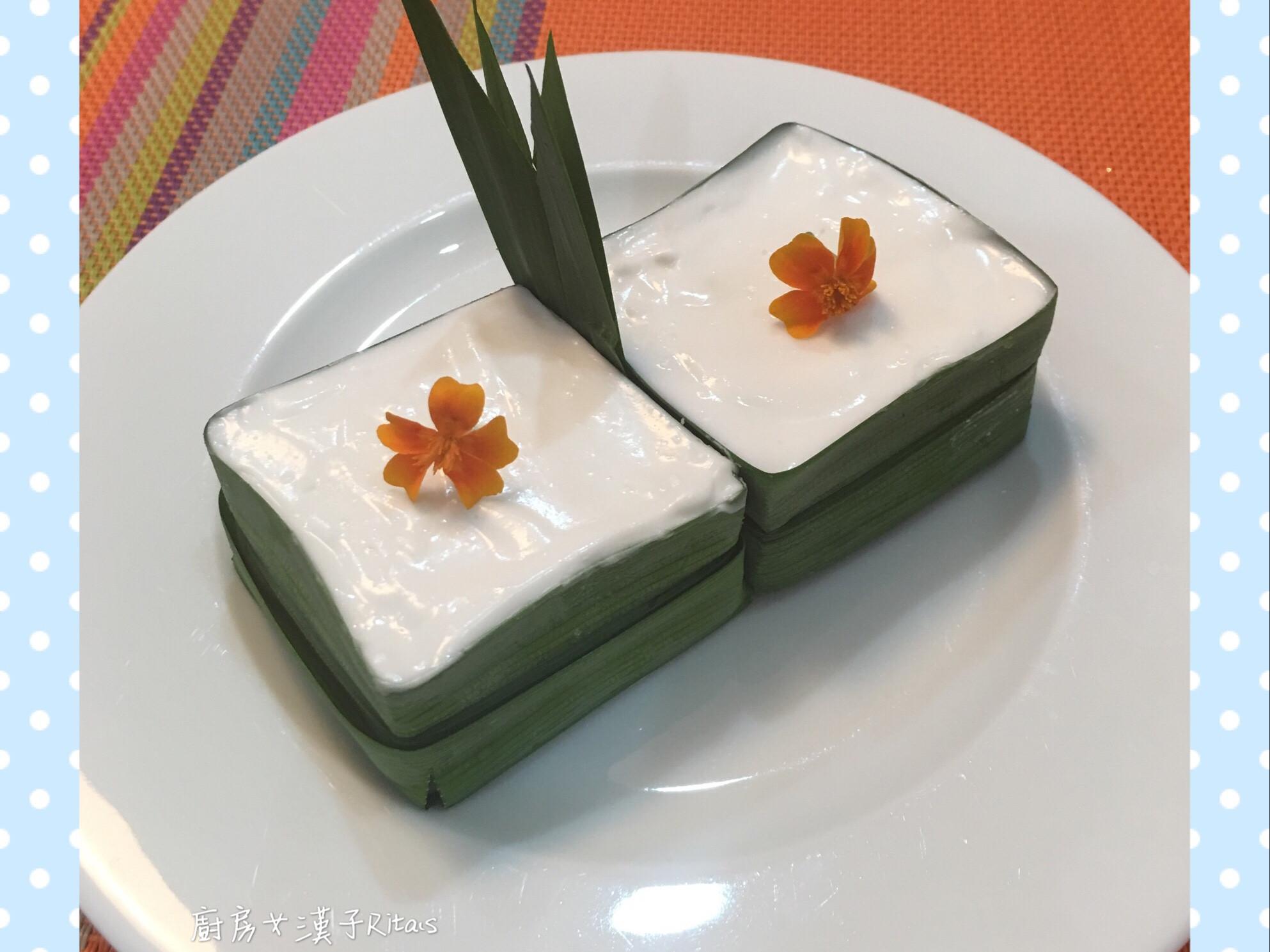 泰式椰奶甜點 Kuih Tako
