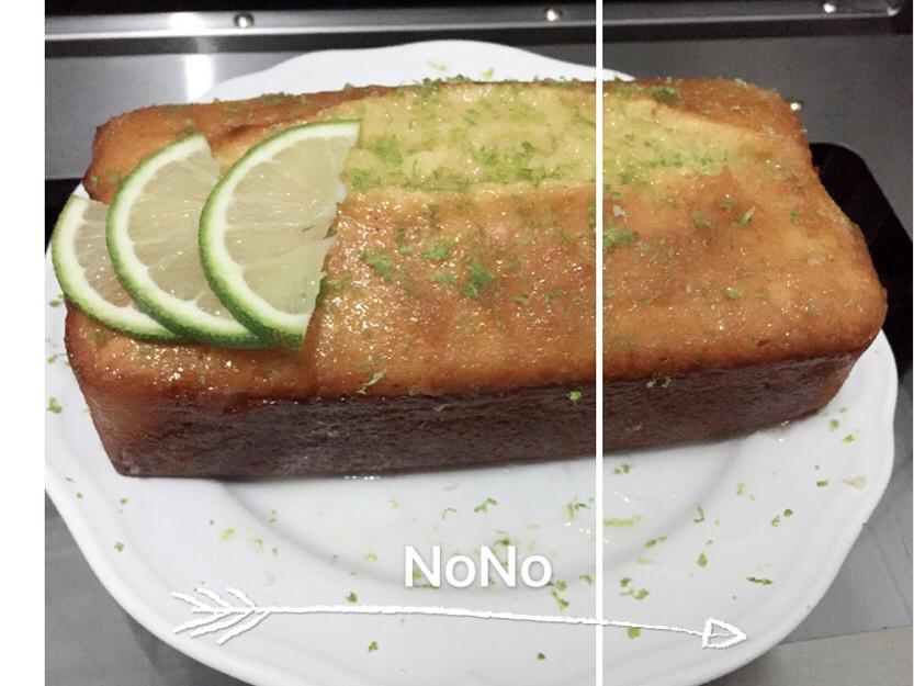 香霜檸檬磅蛋糕!(加強版)