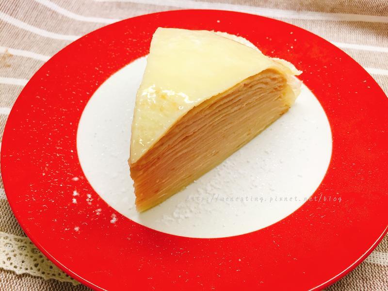 平底鍋花生千層蛋糕