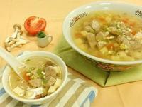 【懶小希】芙蓉蔬菜清湯