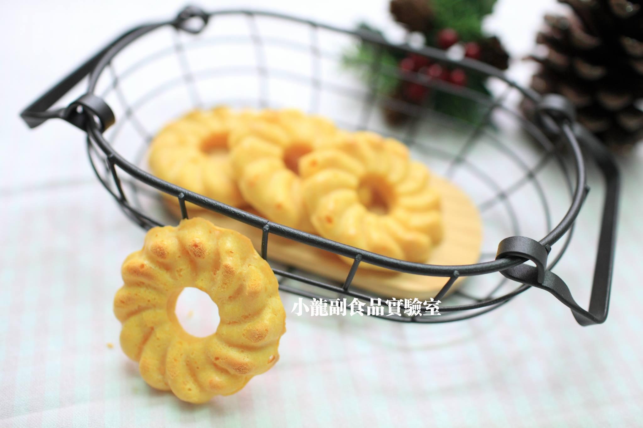 寶寶食譜【南瓜甜甜圈】